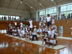 光の村体育祭