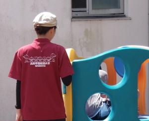 高知学園短期大学幼児保育科実習
